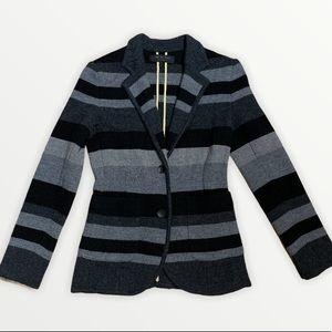 Rag + Bone Women's Wool Fitted Blazer Size Small
